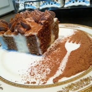 Полнет колач со фил од кокос