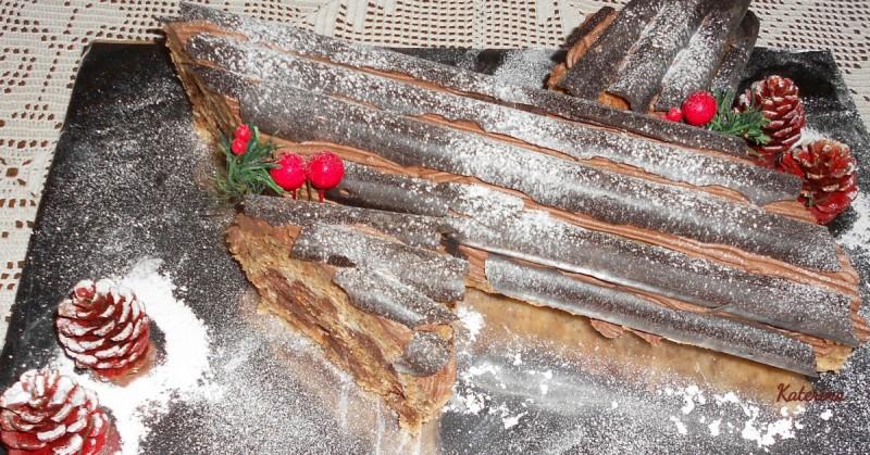 Мојата новогодишна торта - Дрво торта