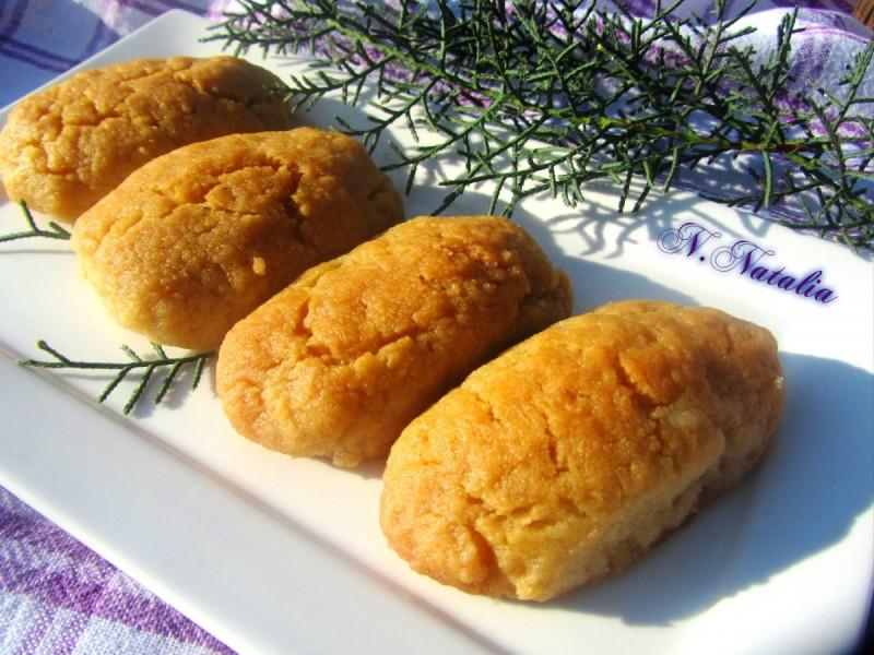 Фурма колачи (колачи со пепелова вода) (посно)
