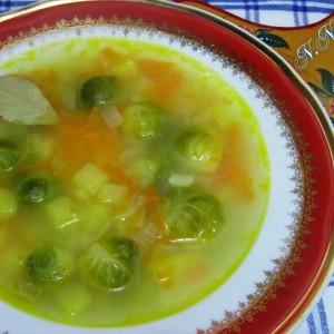 Супа од прокељ (посно)