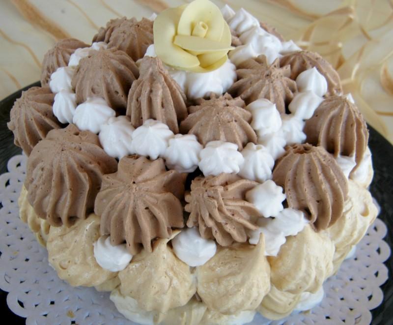 Kафе кремаста торта (мој 700 рецепт)