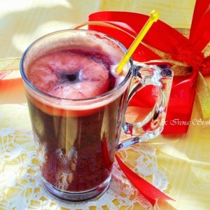 Овошен смути-чај