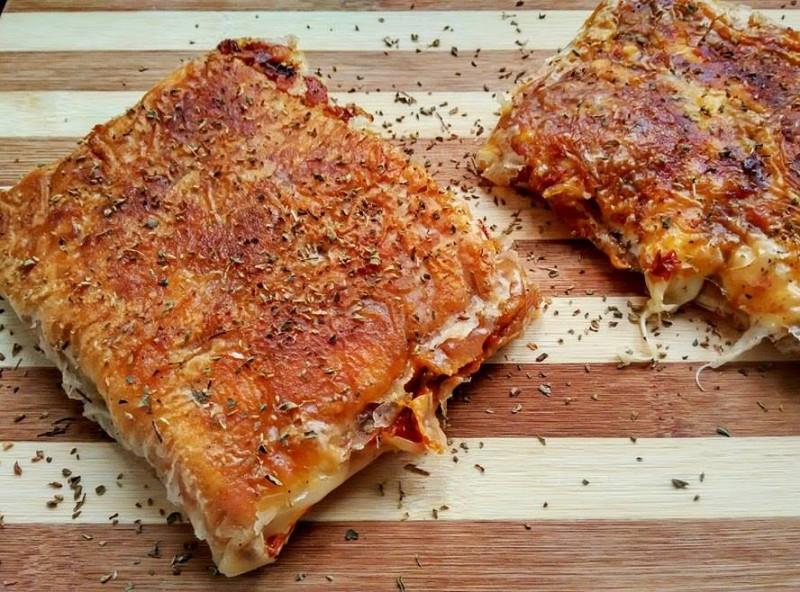 Пица пакетчиња (хроно)