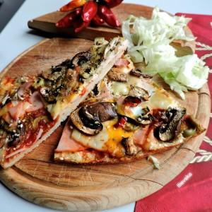 Мешана пица