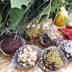 Бригадеиро - Бразилски чоколадни бомбици