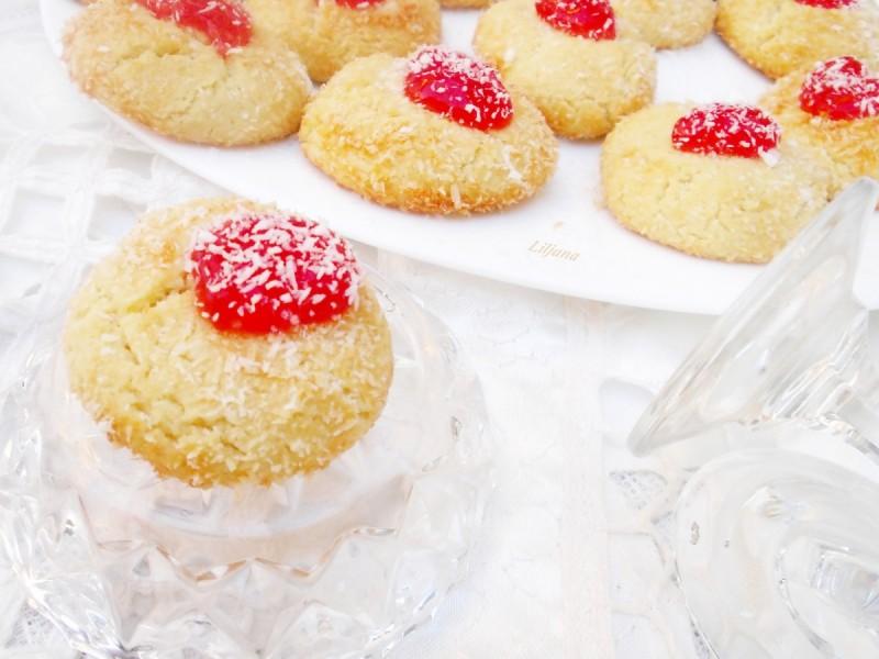 Полнети ванила кокос колачиња
