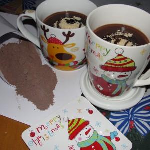 Домашно топло чоколадо (во прав)