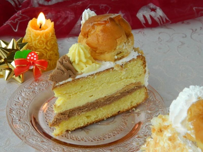 Торта Свети Оноре (Torta Saint Honorè)