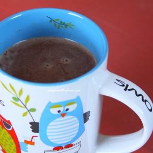 Мексиканско топло чоколадо со чили