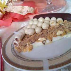 Свилена торта
