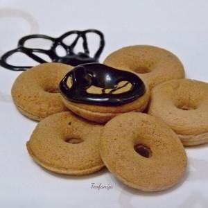 Какао крофни (апарат за крофни)