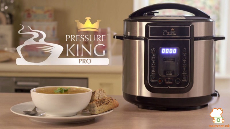 Видео рецепт: Супа од моркови и коријандер за 5 минути