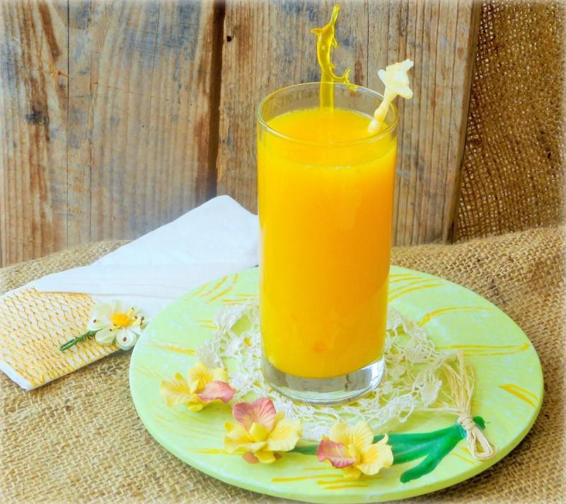 Џус од портокал