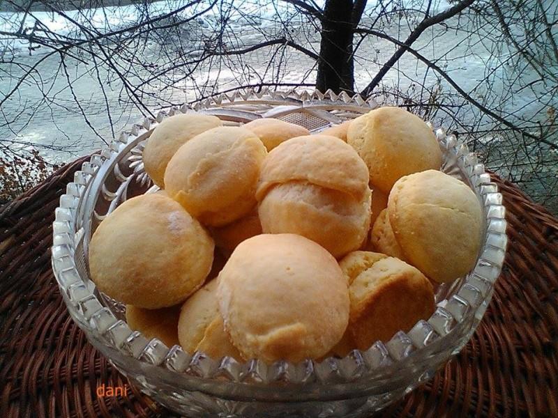 Бисквитни колачи на чаша