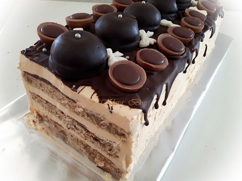 Роденденска торта - Животот е убав