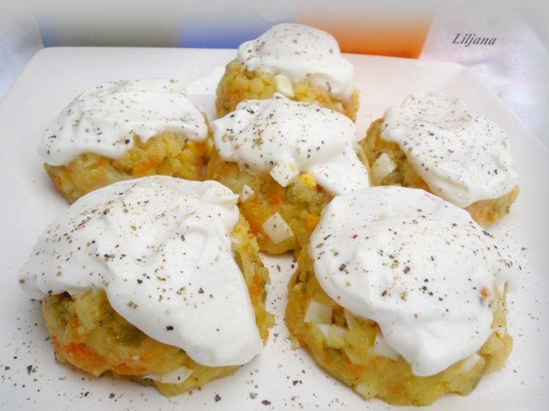 Прелиeна салата со компир