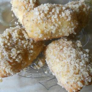 Парени колачиња со меден шербет