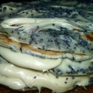 Американски палачинки со афион