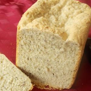 Ржан леб (од машина за леб)