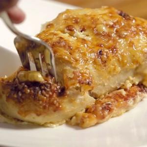 Видео рецепт: Пилешки стек во лут сос