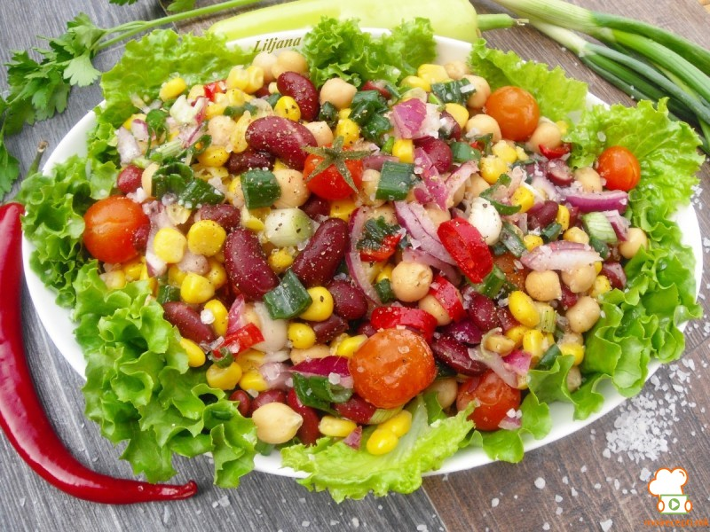 Мешана салата