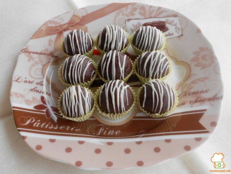 Чоко ароматични бомбици