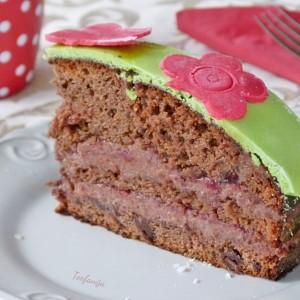 Кралска посна торта (Калимеро)