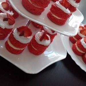 Јагода тортички (Ред Велвет)