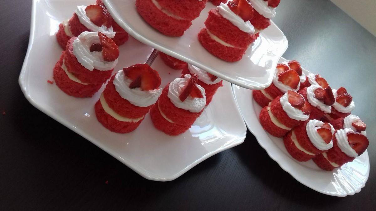 Јагода тортички  Ред Велвет