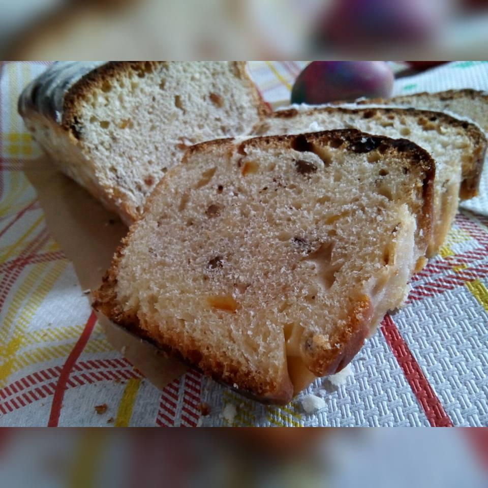Ароматичен празничен леб
