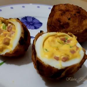 Полнети поховани јајца