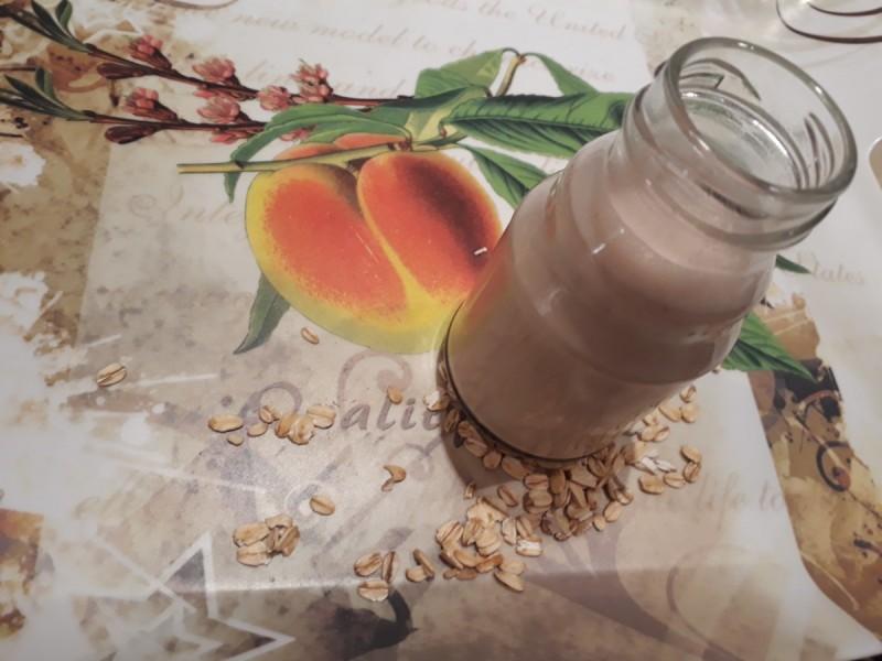 Чоко-минт овесно млеко