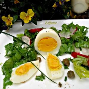 Маринирани јајца