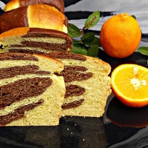 Сладок леб со портокал