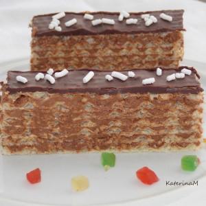 Обланда торта со кикирики