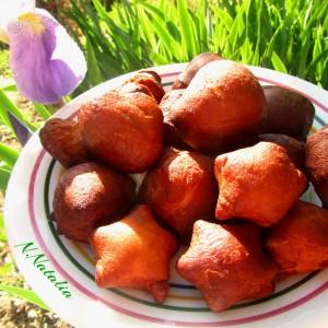 Крофни на дрва