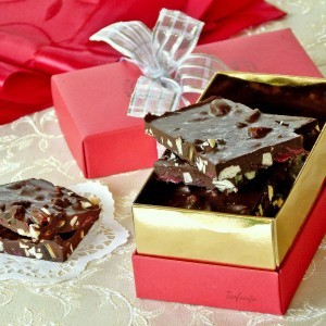 Чоколадо со кокосов путер (хроно, посно)