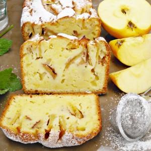 Овошен колач (овошје по избор)
