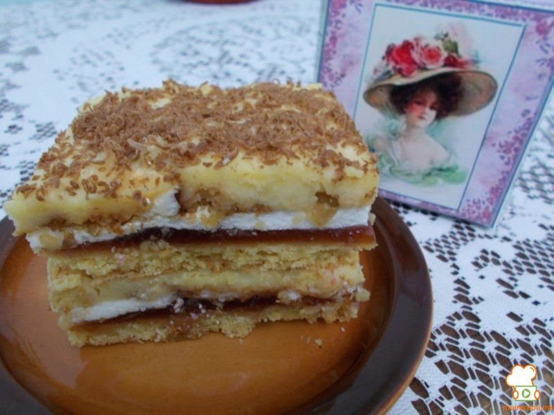 Полска торта Пани Валевска