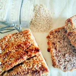 Пченично сусамов хроно леб