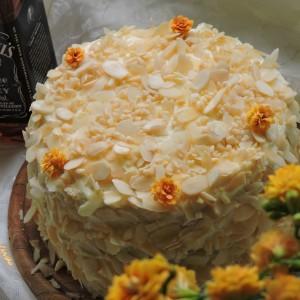 Бела торта
