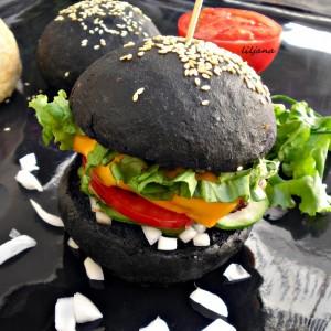 Негро сендвич - бургер