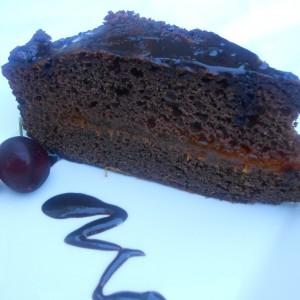 Пијана сахер торта