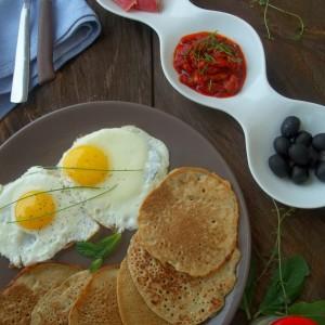 Јачменови хроно палачинки