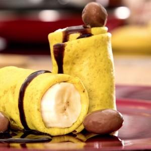 Видео рецепт: Банана ролни