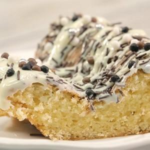 Видео рецепт: Колач со бело чоколадо