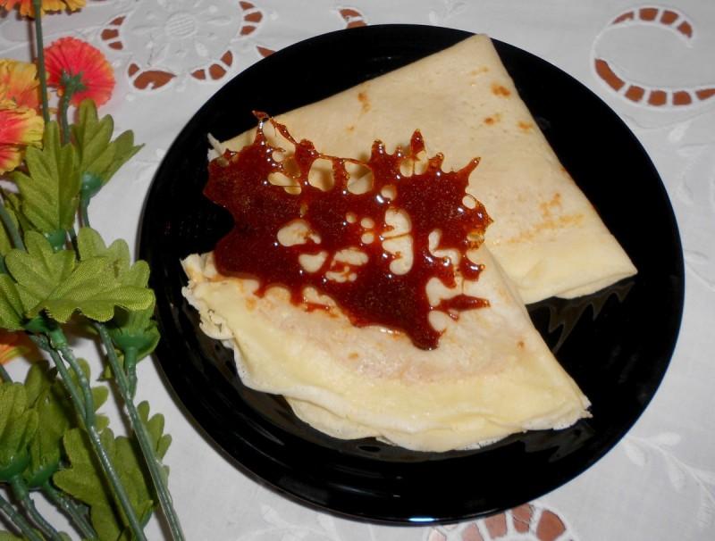 Кремасти палачинки
