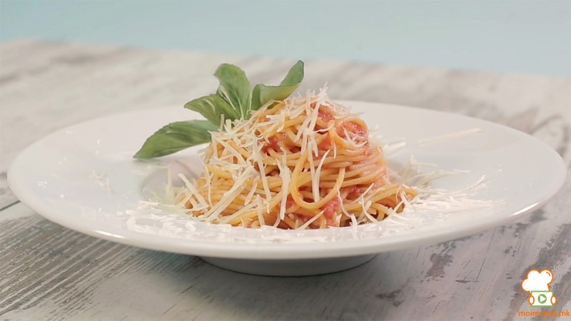 Видео рецепт: Совршено сварени тестенини