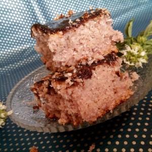 Посен овошен колач (без миксер)
