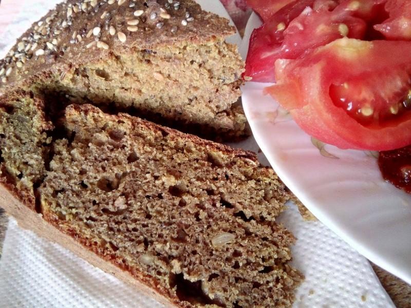 Хроно леб со куркума